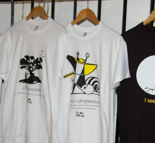 Camisetas eco responsables / Eco responsible T-shirts