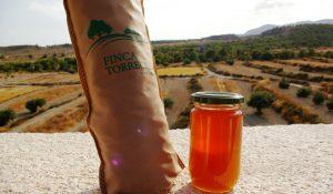 almendras y miel ecologica Organic Almonds and Honey