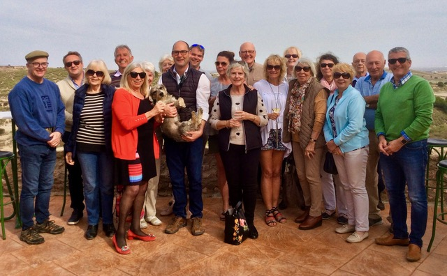 Owners Club members from La Manga Club enjoyed a journey at the Finca