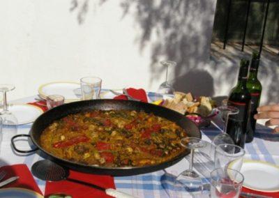 Finca Torrecillas gastronomía tradicional Corvera
