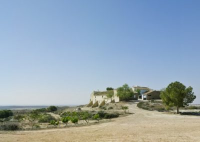 Futuro proyecto de Casa Rural en Corvera.