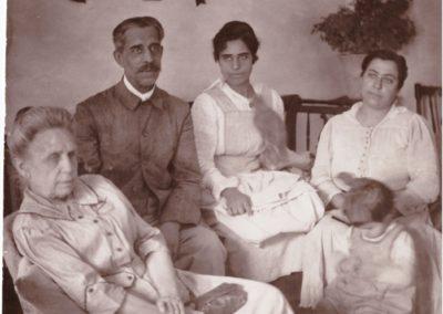 Antonio Palomo y Balbina Raya