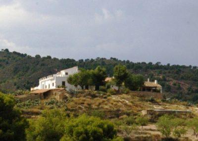 Casa principal Finca torrecillas eco retreat Corvera