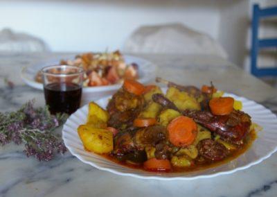 Finca Torrecillas Gastronomía tradicional del campo de Murcia