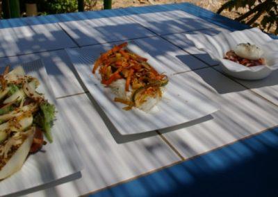 Finca Torrecillas eco retreat Gastronomía tradiciona Corvera Murcia