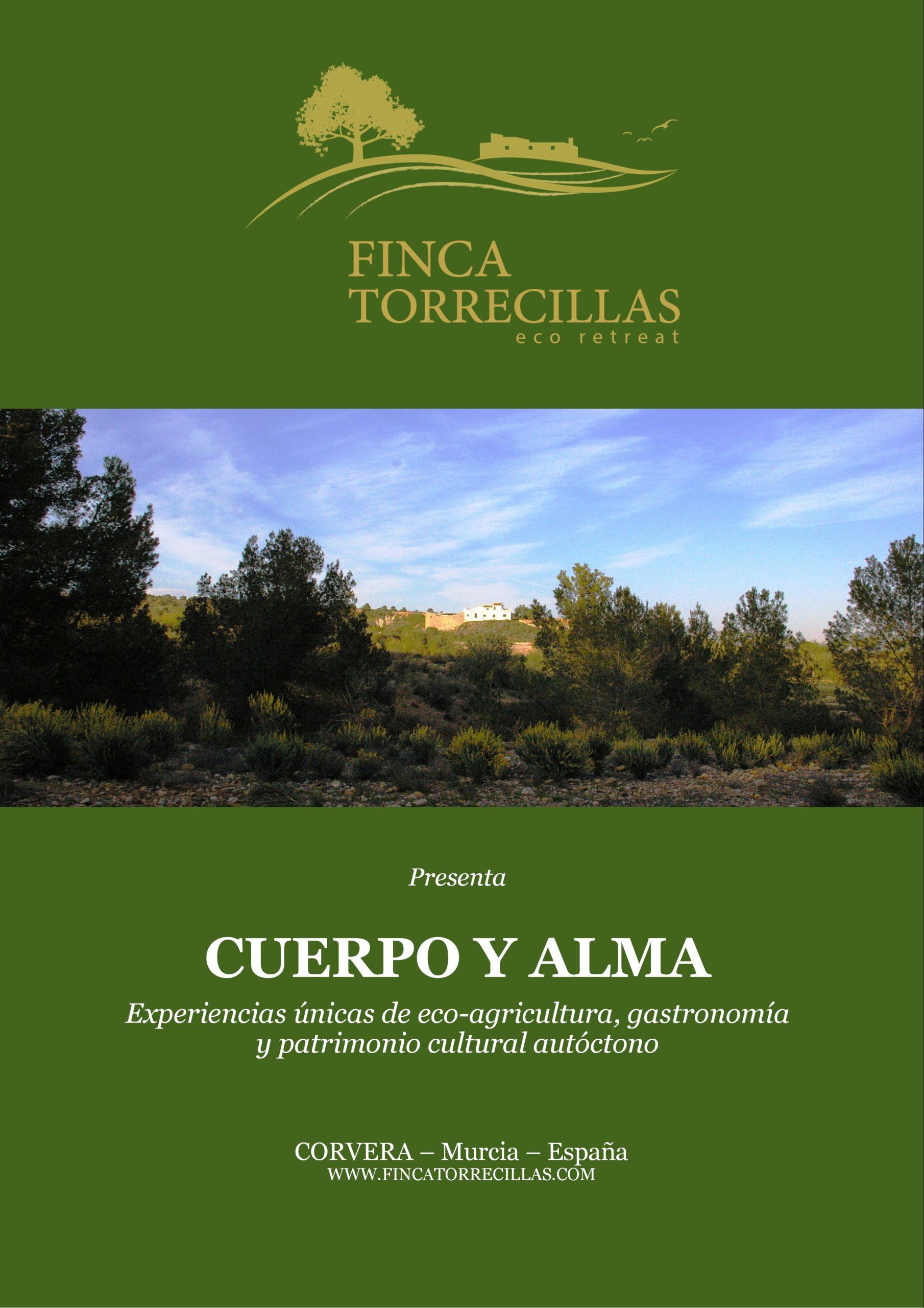CUERPO Y ALMA:  nuevo catálogo actividades eco turísticas 2021