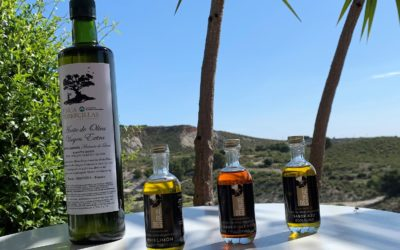 """Presentación """"HEREDES"""": El condimento de aceite de oliva que acompaña a nuestro virgen extra en la experiencia PAN y ACEITE"""