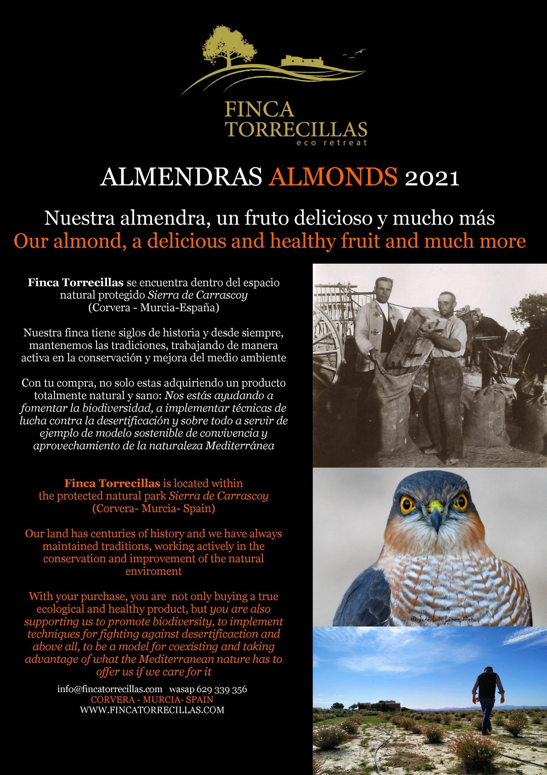 LAS MEJORES ALMENDRAS DEL MEDITERRÁNEO